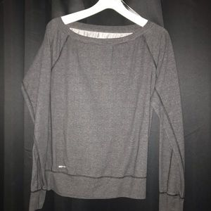 Nike grey long sleeve